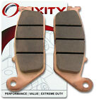 Rear Sintered Brake Pads 2008-2009 Victory Kingpin Tour Set Full Kit  ct