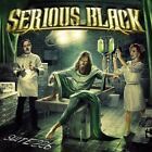 2020 SERIOUS BLACK SUITE 226 with Bonus Tracks CD Hard Rock Heavy Metal Album