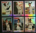 2019 Topps Heritage High Number Mega Box Chrome Baseball Cards 12