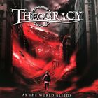 Theocracy - As The World Bleeds (CD Used Very Good) 2011 Ulterium Records