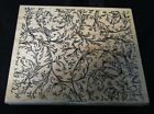 Stampin Up Filigree Large Rubber Stamp for Scrapbooking Unused