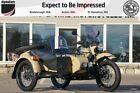 2019 Ural Gear Up Sahara Custom 2019 Ural Gear Up Sahara Custom in Sahara