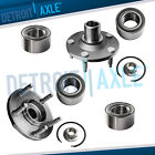Front and Rear Wheel Bearing  Hub Assembly for 2001 2010 2011 2012 Ford Escape