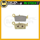 Sintered Brake Pads Rear for GAS GAS SM 450 Halley 2009