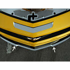 Lip Spoiler Trim Kit for 2010 13 Camaro RS w Ground Effects Stainless Polished