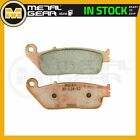 Sintered Brake Pads Front L for DAELIM VL 125 Daystar Classic 2005