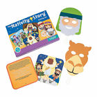 NATIVITY STORY CARDS  ACTIVITY MASKS 29 pieces