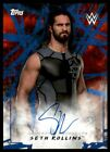 2018 Topps WWE Road to WrestleMania Trading Cards 24