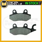 Organic Brake Pads Front L or Rear for NIPPONIA Arte 125 2012 2013 2012 2013