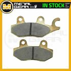 Sintered Brake Pads Front L or Rear for NIPPONIA Arte 125 2012 2013 2012 2013