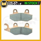 Sintered Brake Pads Front R or Rear for PEUGEOT Geopolis 125 Premium 2012