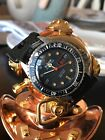 Bulova Accutron Devil Diver 666 Watch Day/Date Patina Working Condition
