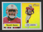 Terrell Owens Rookie Cards and Autographed Memorabilia Guide 15