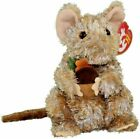 New! Rare Ty Beanie Babies Baby Oakdale The Mouse 6