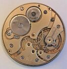 11)  Union Hologerie (UH) Taschenuhrwerk ,   Uhrwerk, pocket watch movement