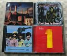 Pink Floyd/Blue Oyster Cult/The Monkees/The Beatles CD Bundle