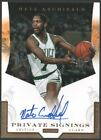 2017 Panini NBA Finals Private Signings Basketball Cards 24