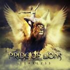 Pride of Lions - FEARLESS CD AOR JIM PETERIK SURVIVOR Frontiers Records