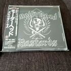 Motorhead - Bastards , Japan Cd