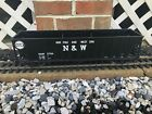 AristoCraft G Scale NW 100 Ton Hopper Used With Metal Wheels