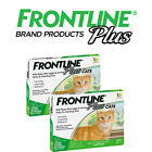 Frontline Plus 6 Month Supply For Cats Over 8 Weeks Fast Free Shipping 6 Dose