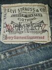 LEVI LVC LOT 201XX VINTAGE 1920s BUCKLE BACK big E JEANS 2932 555 VALENCIA USA