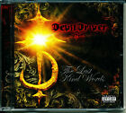 DEVIL DRIVER The Last Kind Words Barcode 016861801021 GROOVE MELODIC DEATH METAL