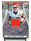 2014 Spectra Ravens Star DeANTHONY THOMAS Autographed Rookie Card 149 NM-MINT