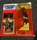 NEW YORK KNICKS PATRICK EWING FIGURE 1993 STARTING LINEUP KENNER Non Auto Signed