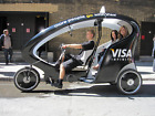 3 passenger electric vehicle