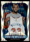 Derrick Williams Signs with Panini 6