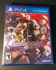 Under Night In Birth Exe Latest PS4 NEW