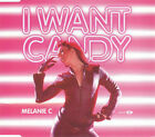 MEL MELANIE C I WANT CANDY RARE 5 TRACK CD SINGLE INC VIDEO SPICE GIRLS