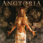 ANGTORIA – God Has A Plan For Us All - 2006 - CD - MINT  symphonic melodic metal