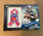 2013 Topps Russell Wilson NFL Patch Ribbon 99