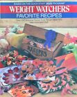 Favorite Recipes  Over 280 Winning Dishes from Weight Watchers Members and