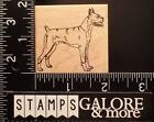 RUBBER STAMPS RANCH BOXER DOG 222