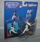 1998 Starting Lineup SLU BERNIE WILLIAMS Yankees Baseball Card Action Figure