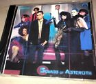 NOS RARE 2016 SOUNDS OF ASTEROTH CD GLITTER GLAM ROCK OPERA STILL SEALED