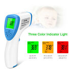 Digital Infrared Thermometer Babyadult Non-contact Ir Forehead Ear Thermometers