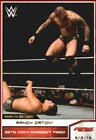2014 Topps WWE Road to WrestleMania Trading Cards 15