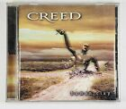 Creed : Human Clay Rock 1 Disc CD 2000
