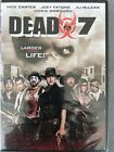 Dead 7 DVD NEW SEALED POST APOCALYPTIC ZOMBIE HORROR