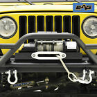 EAG Winch Plate for TJ YJ LJ aftermarket bumpers