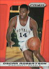 Oscar Robertson Cards and Autographed Memorabilia Guide 14