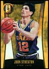 John Stockton Rookie Cards and Autographed Memorabilia Guide 13
