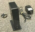 Acer Universal USB 20 Docking Station w DVI VGA Adapter and Power Adapter