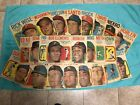 1970 TOPPS BASEBALL POSTERS COMPLETE SET OF 24 *CLEMENTE*BENCH*ROBINSON++ EX