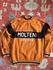 Molteni Merino Wool Cycling Jersey Jacket Size XL Mint Vintage Made in Italy