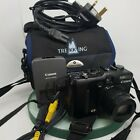 Canon PowerShot G9 12.1MP Digital Camera - Black +CHARGER+SD CARD +CASE #186